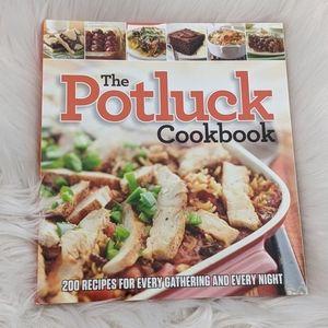 The Potluck Cookbook - 200 Recipes